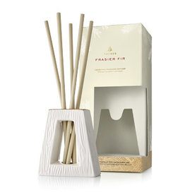 Thymes Frasier Fir Gilded Liquid-free Fragrance Diffuser