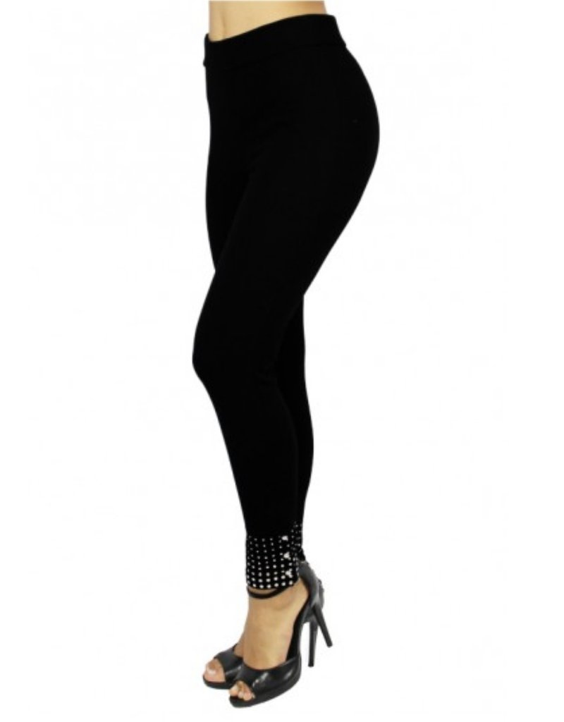 Tango Mango Black Crystalline Pant XL