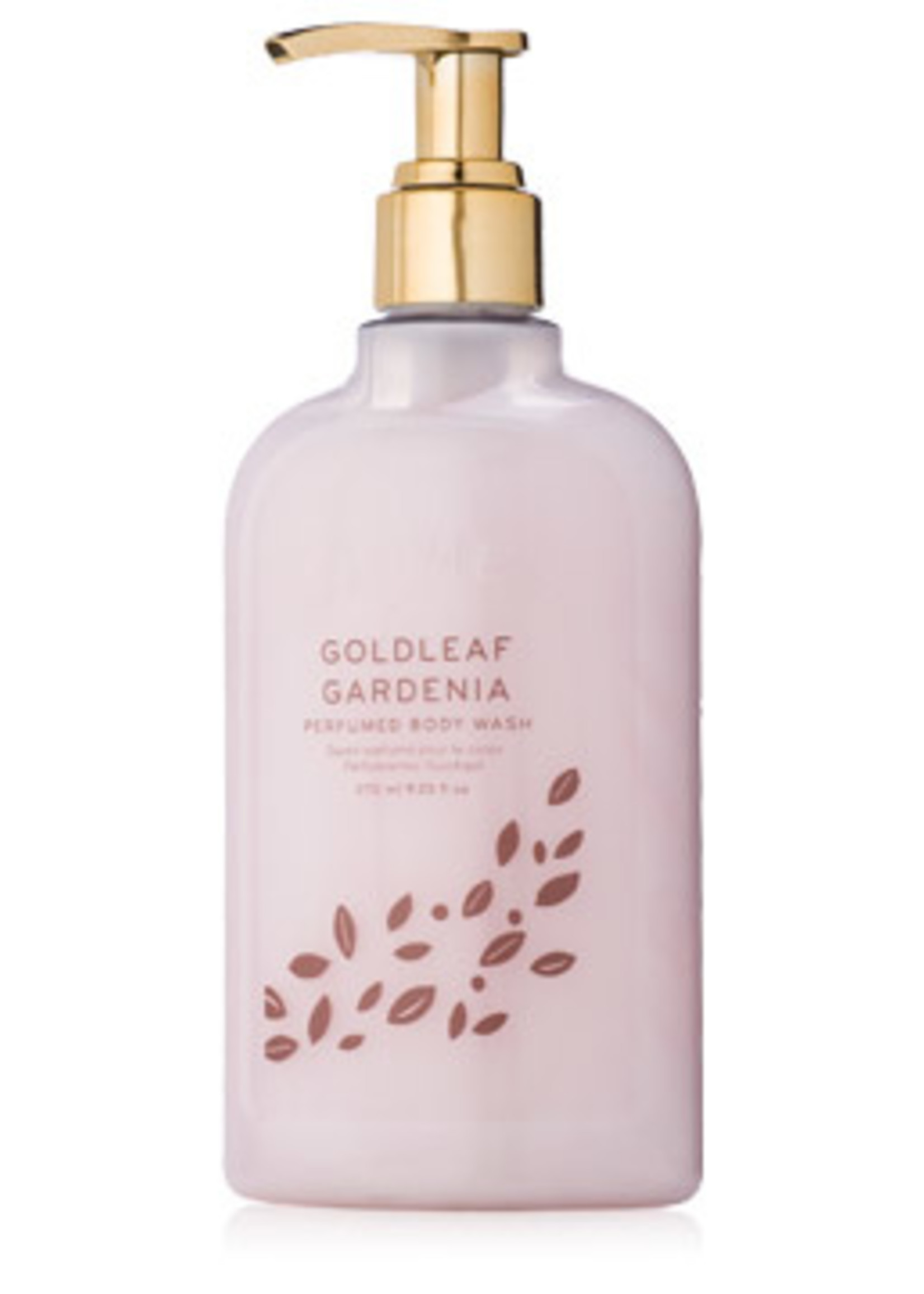 Thymes Goldleaf Gardenia Body Wash