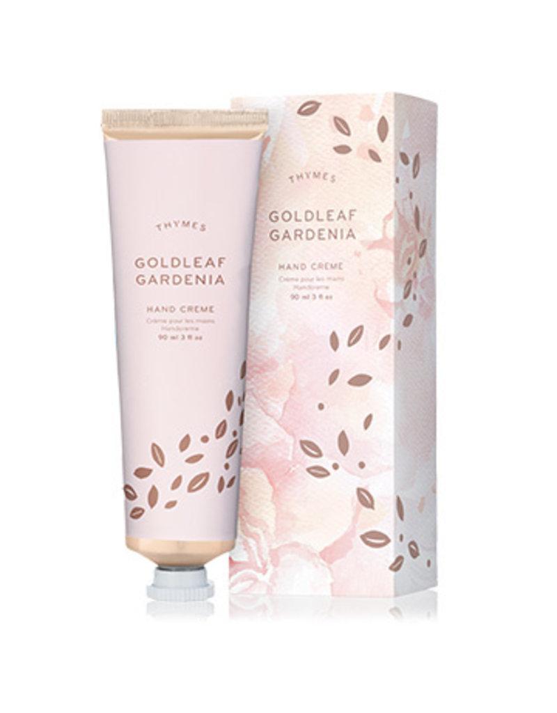 Thymes Goldleaf Gardenia Hand Creme