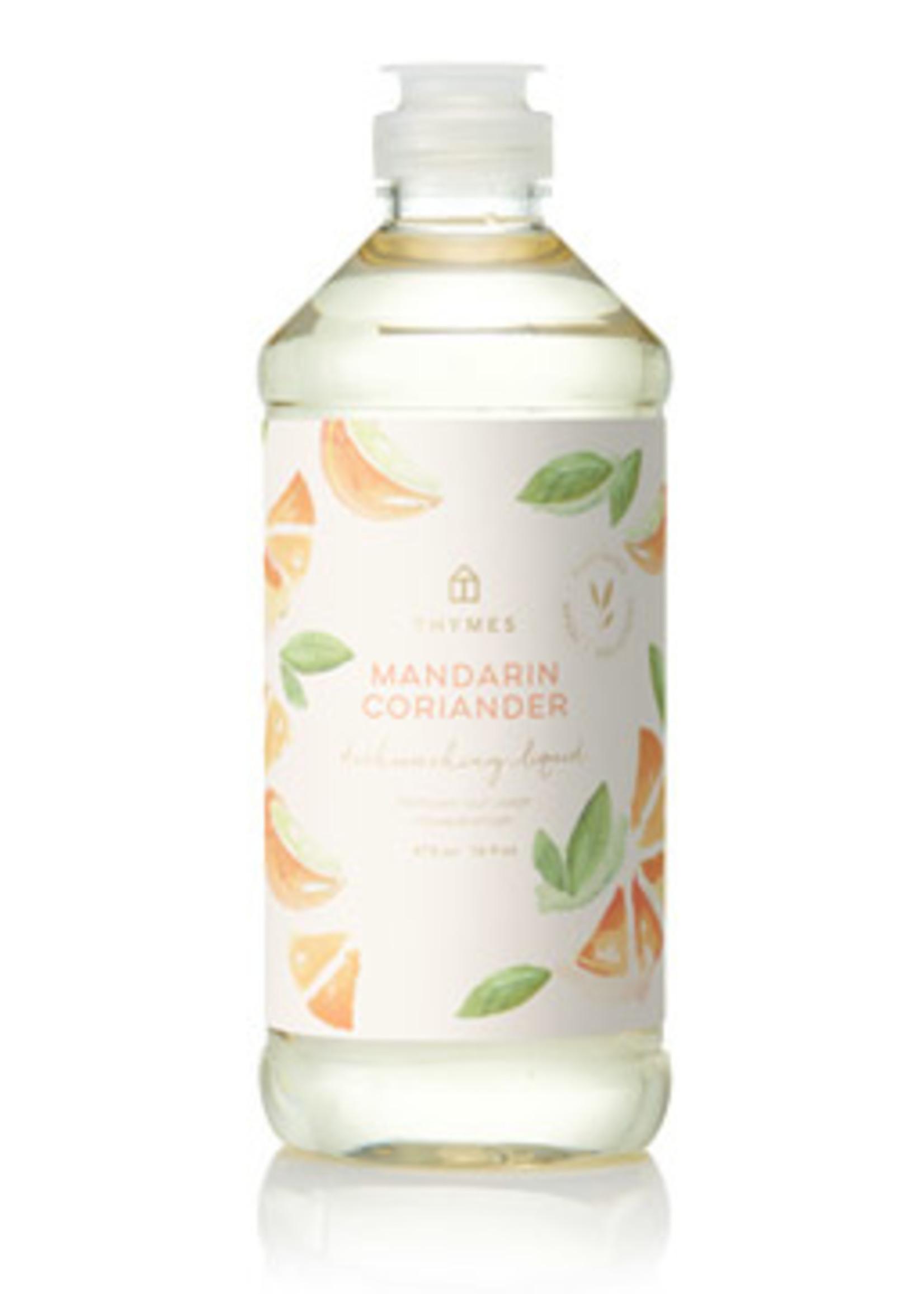 Thymes Mandarin Coriander Dishwashing Liquid