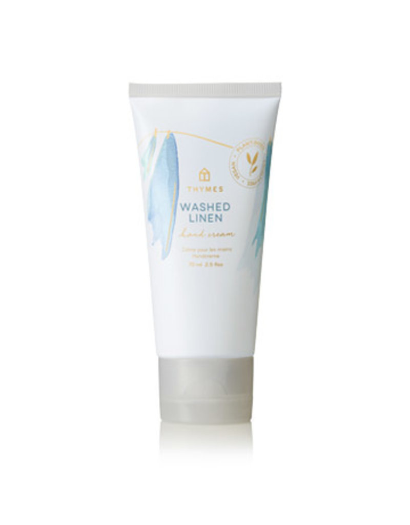 Thymes Washed Linen Hand Cream