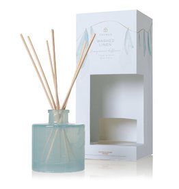 Thymes Washed Linen Petite Diffuser