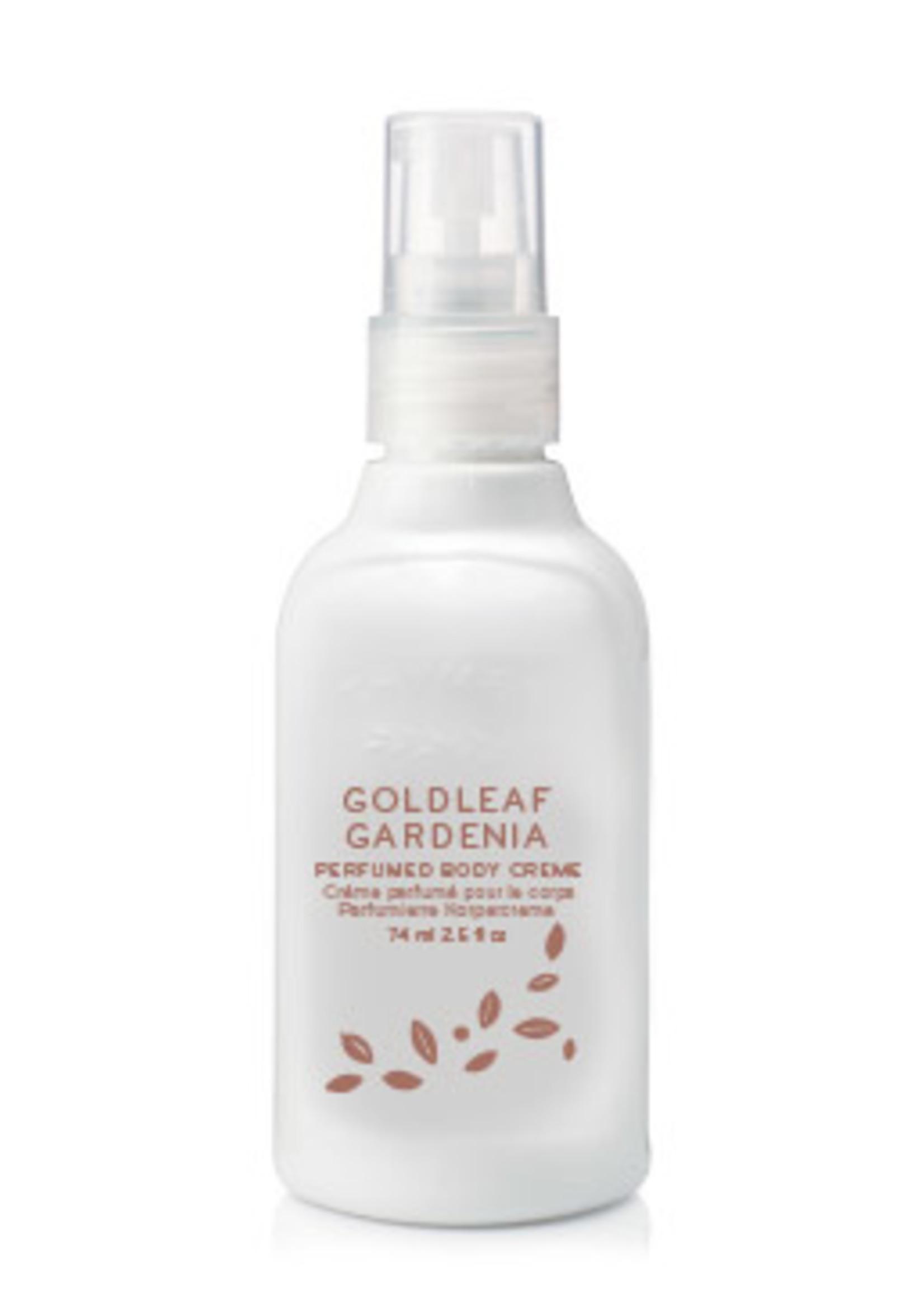 Thymes Goldleaf Gardenia Petite Body Creme