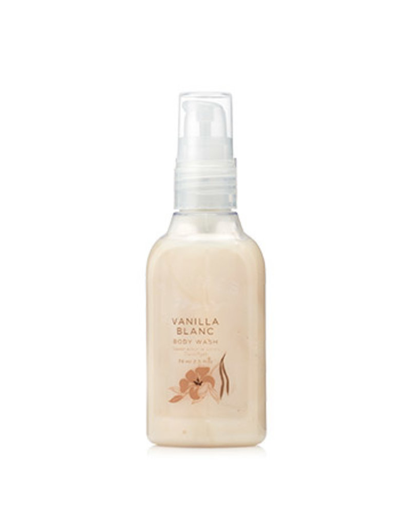 Thymes Vanilla Blanc Petite Body Wash