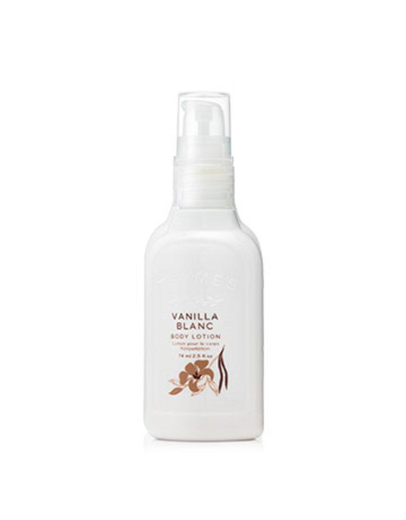 Thymes Vanilla Blanc Petite Body Lotion