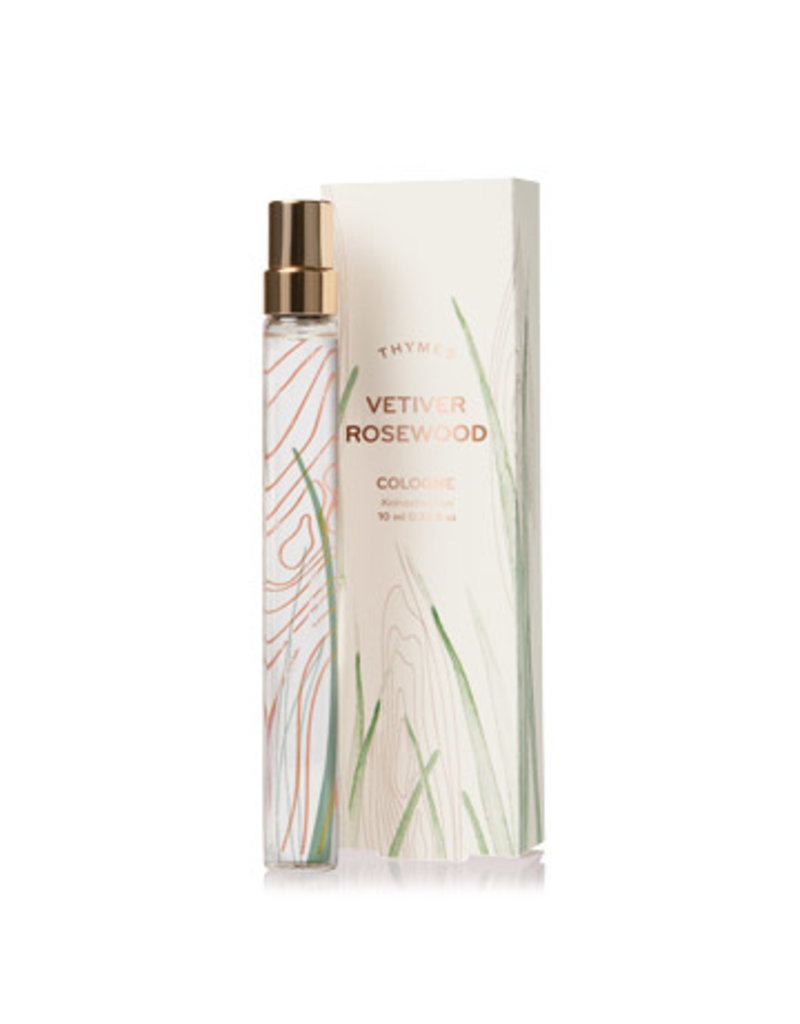 Thymes Vetiver Rosewood Cologne Spray Pen