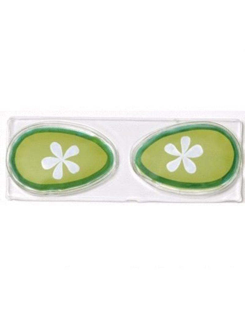 Gel Disc Cucumber Mask