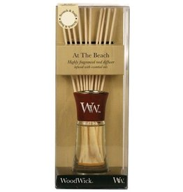 Virginia Gift Brands WoodWick Reed Diffuser-At The Beach