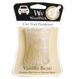 Virginia Gift Brands WoodWick Vanilla Bean Car Vent