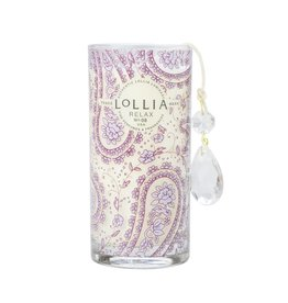 Lollia Relax Petite Perfumed Luminary
