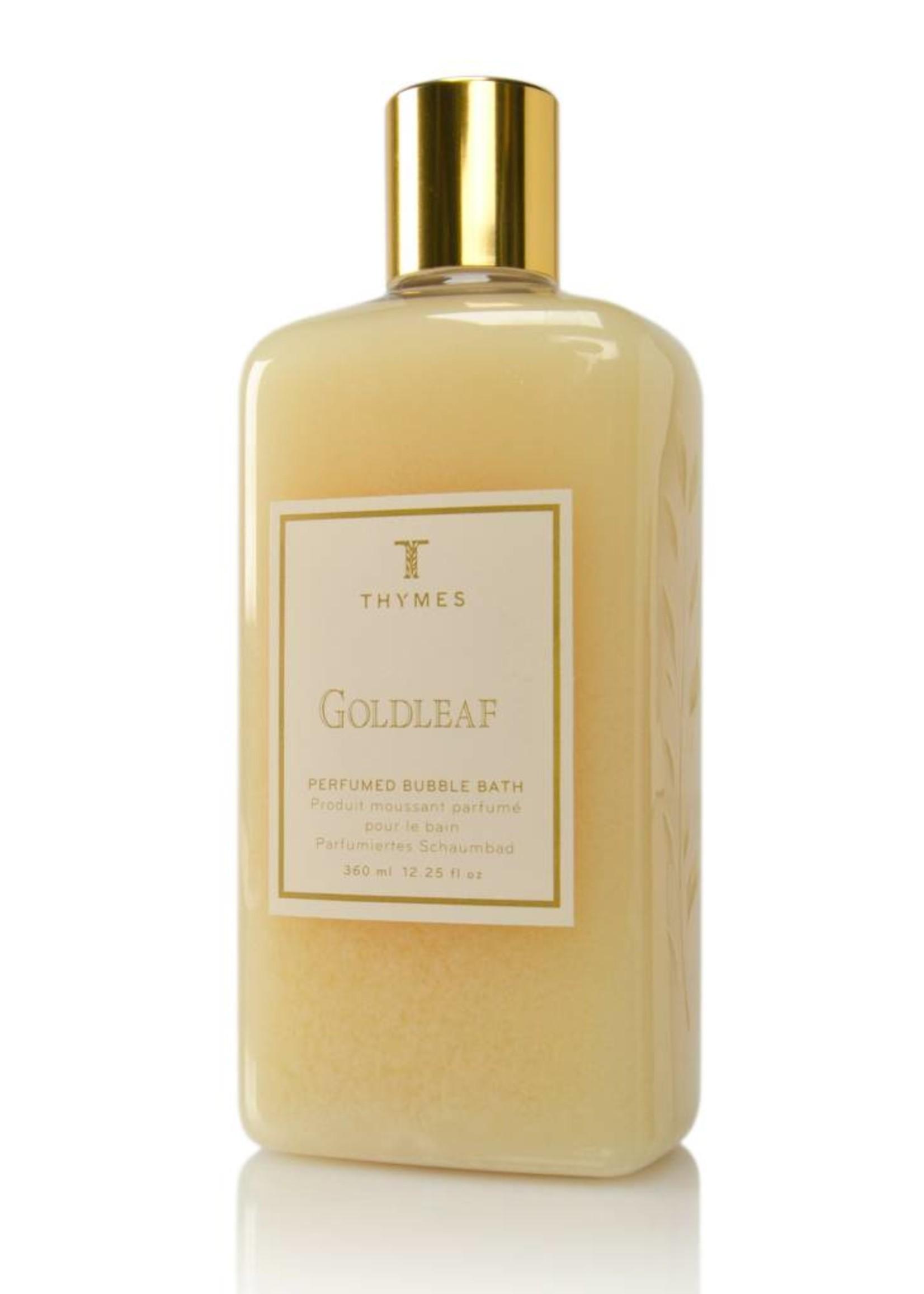Thymes Goldleaf Bubble Bath