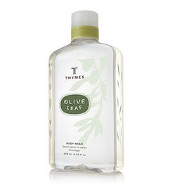 Thymes Olive Leaf Body Wash 1