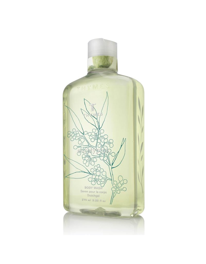 Thymes Eucalyptus Body Wash 1