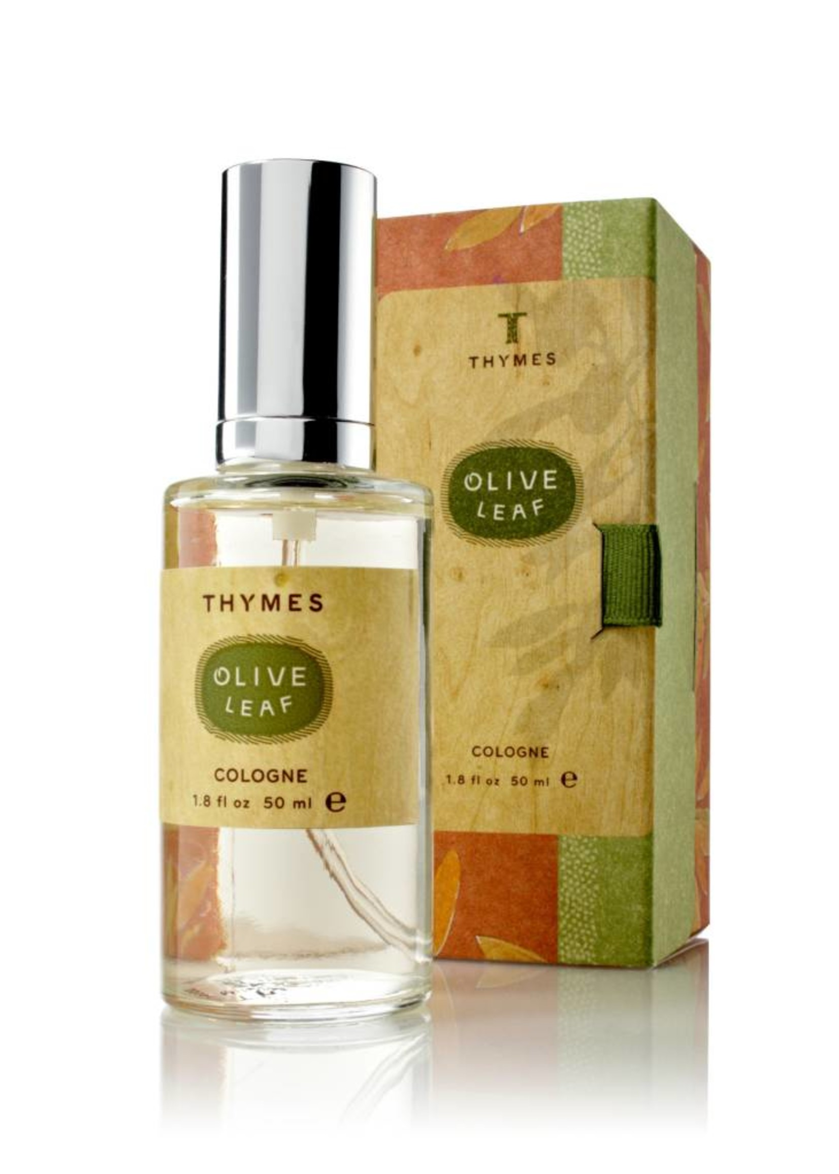Thymes Olive Leaf Cologne