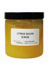 Citrus Organic Sugar Scrub 8oz