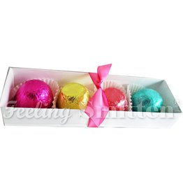 Feeling Smitten Pink Grapefruit Shower Truffle