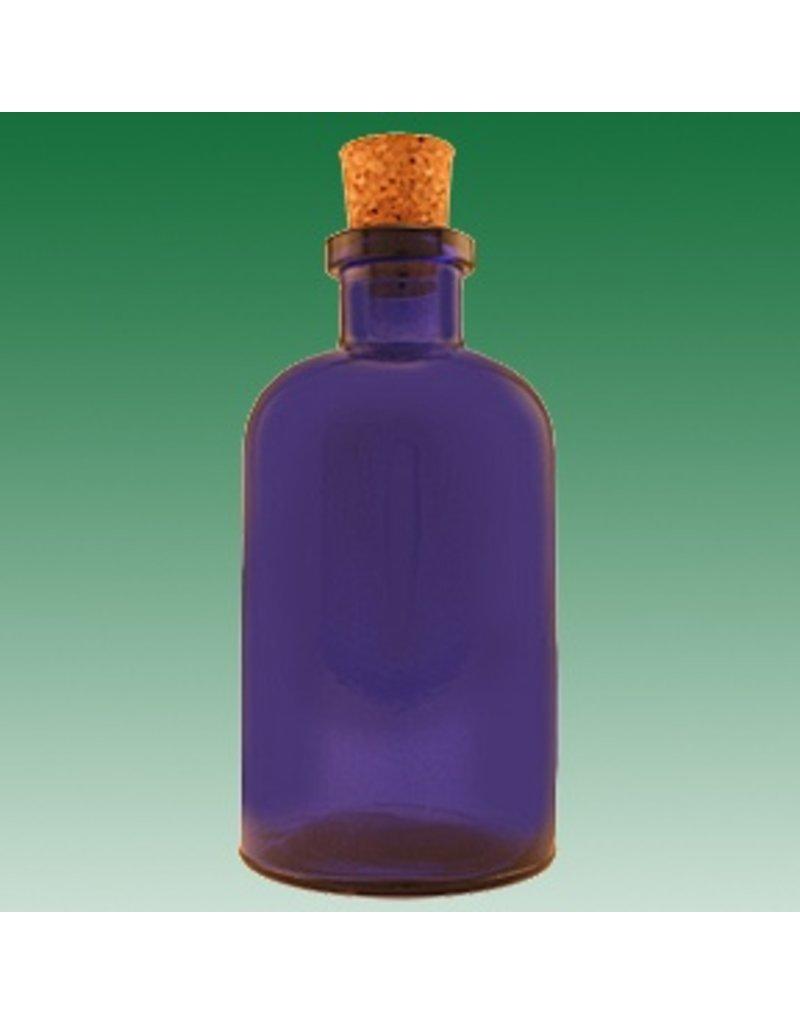 Cobalt Blue Apothecary 8oz