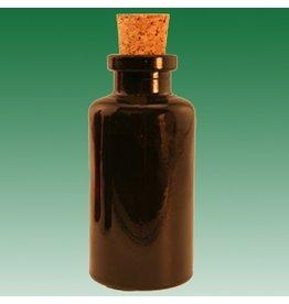 Black Mini Apothecary 3.4oz
