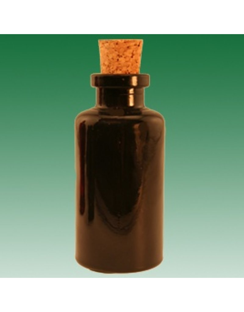 Black Mini Apothecary 3.4oz