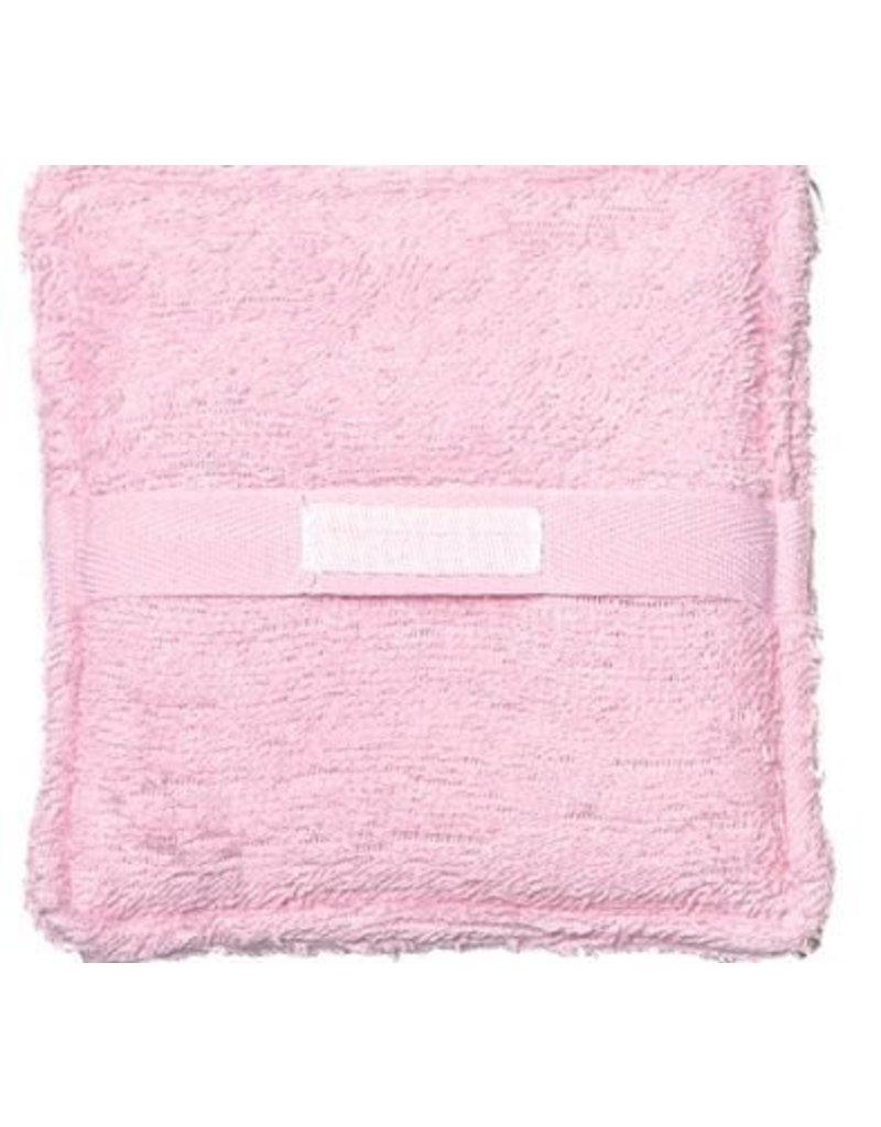 Soaping Sponge Pocket, Pink Spa