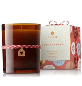 Thymes Gingerbread Poured Candle