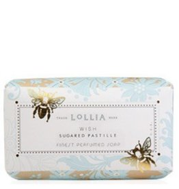 Lollia Wish Boxed Soap