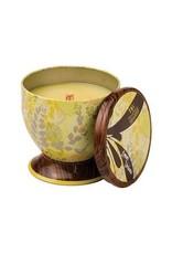 Virginia Gift Brands Woodwick Gallerie Tin Lemon Verbena