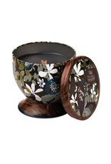 Virginia Gift Brands Woodwick Gallerie Tin Evening Onyx