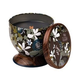 Virginia Gift Brands Woodwick Gallerie Tin Evening Onyx
