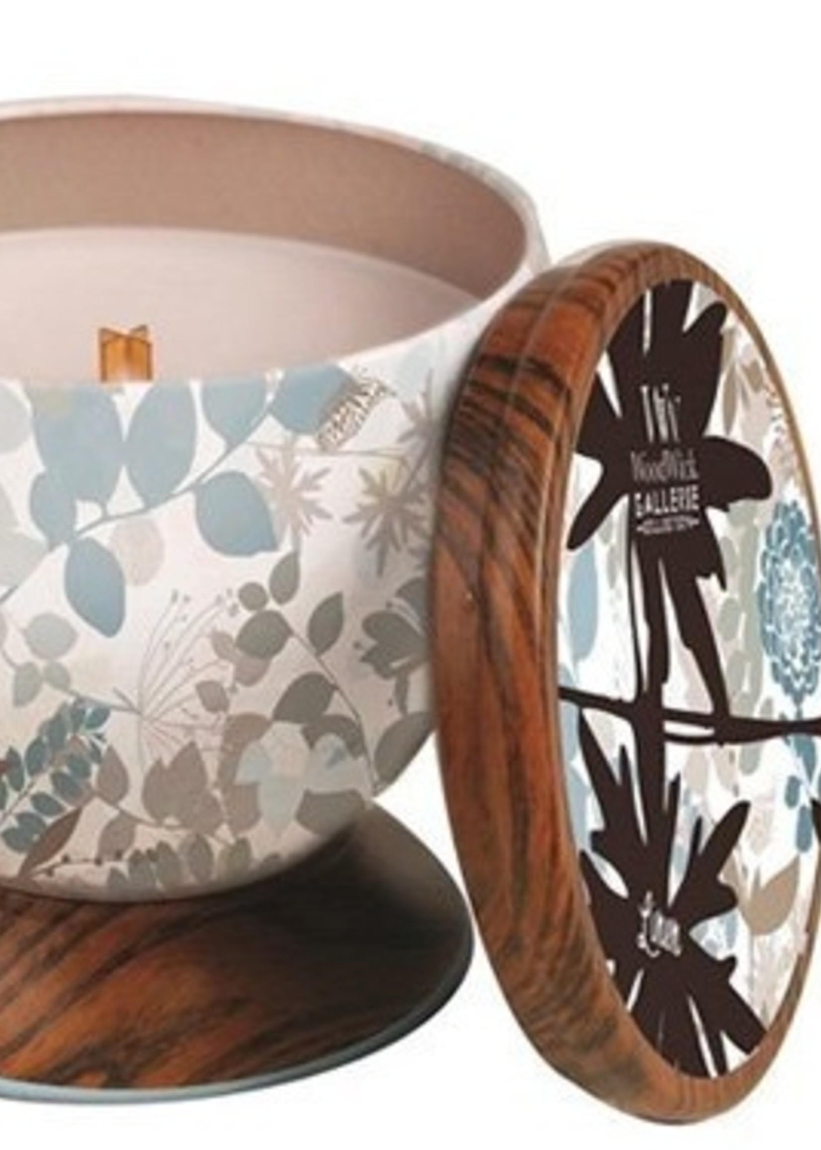 Virginia Gift Brands Woodwick Gallerie Tin Linen