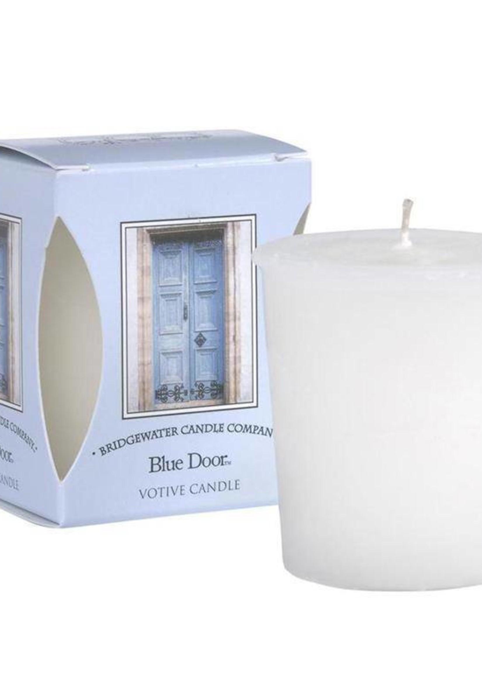 Bridgewater Candle Co Blue Door Votive