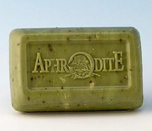 Aphrodite Lemon & Sage Soap