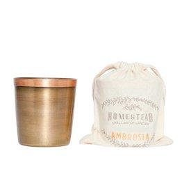 Aspen Bay Candles Cup in Cotton Bag-Ambrosia 8oz