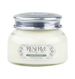 Aspen Bay Candles Reserve Signature Jar-Mandarin Mint 19oz
