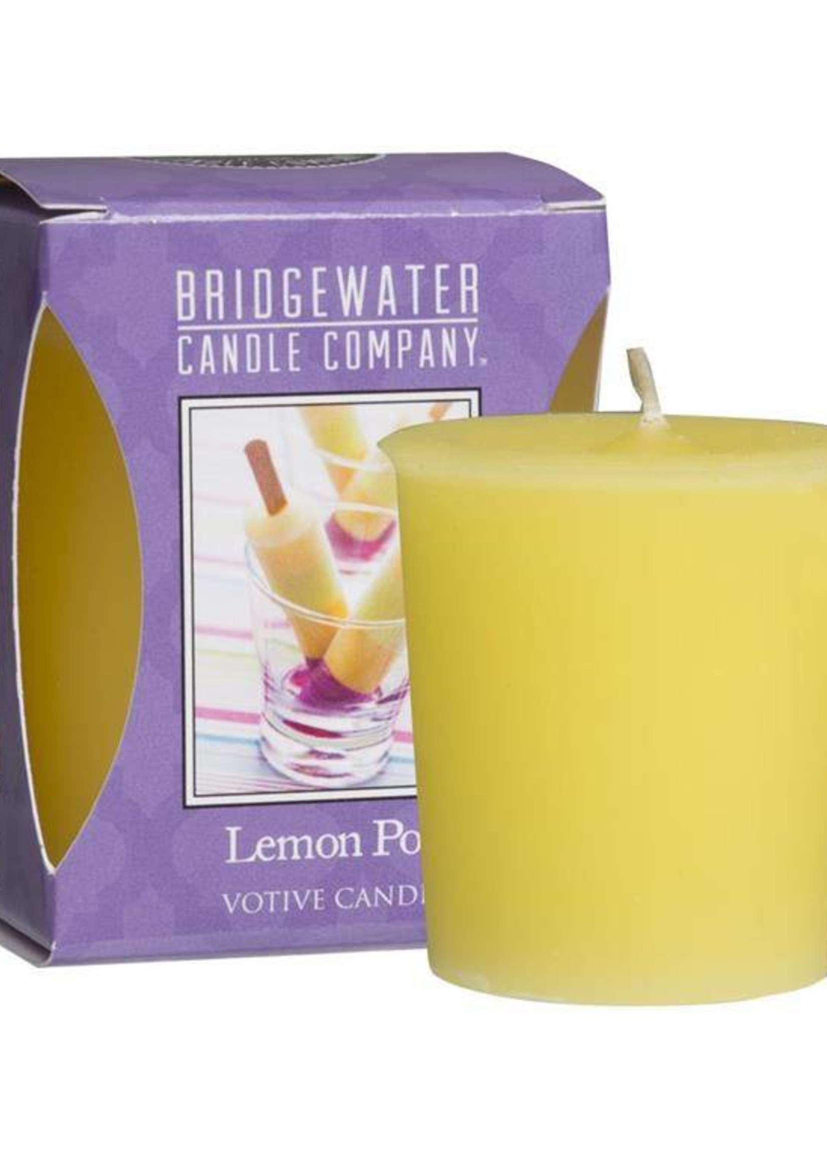 Bridgewater Candle Co Lemon Pop Votive