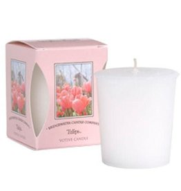 Bridgewater Candle Co Tulips Votive