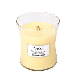 Virginia Gift Brands Woodwick Lemongrass-Medium