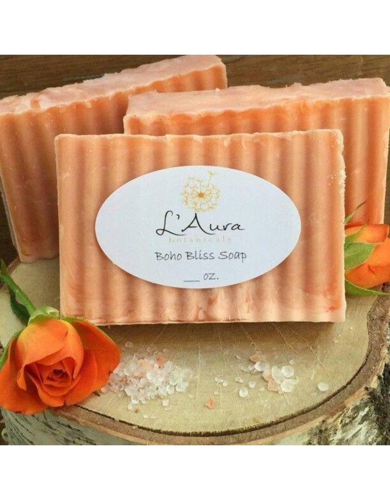 Boho Bliss Patchouli Soap