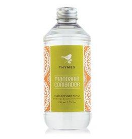 Thymes Mandarin Coriander Reed Diffuser Oil