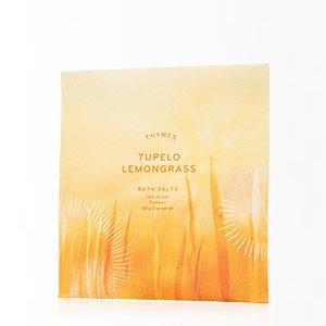 Thymes Tupelo Lemongrass Bath Salts
