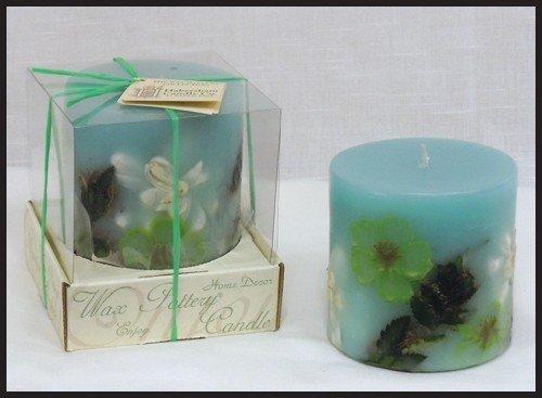 Habersham Candle Co Luminary Gardenia & Water Lily