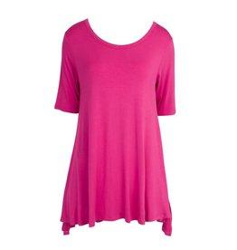 Swing Tunic - Pink LG/XL