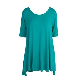 Swing Tunic - Teal LG/XL