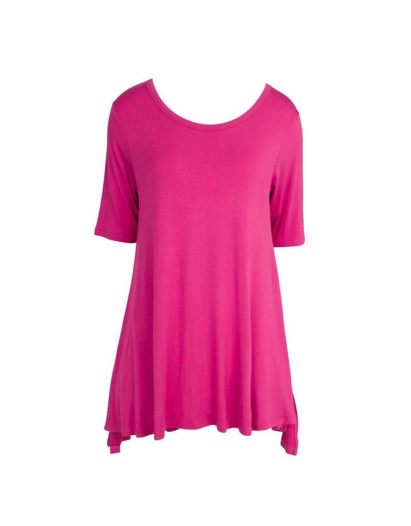 Swing Tunic - Pink XXL