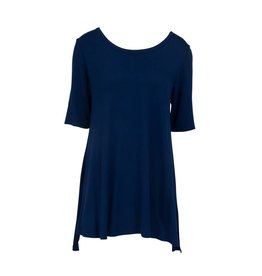 Swing Tunic - Deep Blue LG/XL