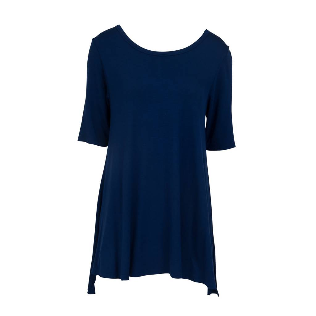 Swing Tunic - Deep Blue SM/Med