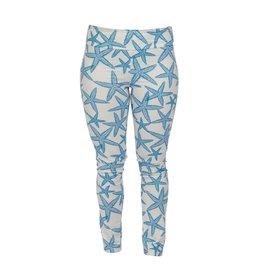 Go2 Legging Blue Starfish XL