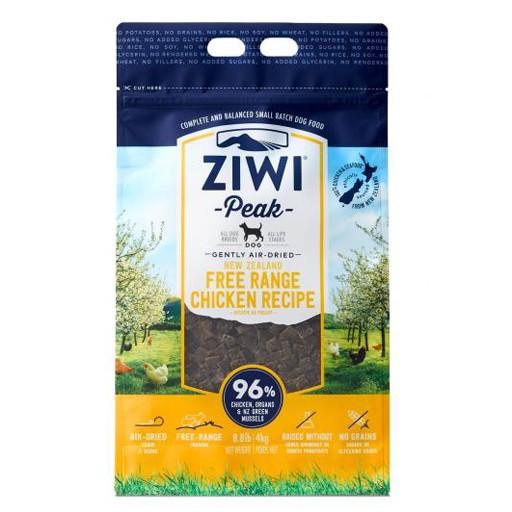 ZiwiPeak ZiwiPeak Daily Cuisine Dog Pouch Chicken 454g