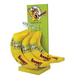 Yeowww Banana Catnip Toy (1pc)